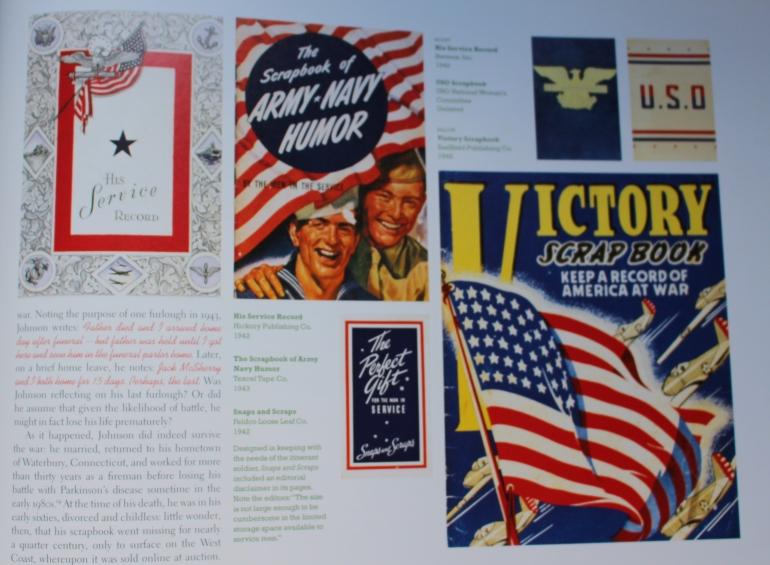 Foto do Livro: SCRAPBOOKS An American History. Jessica Helfand