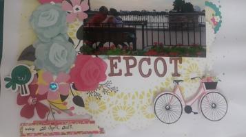 Layout Epcot